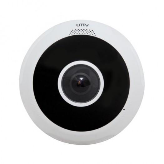 IPC814SR-DVPF16 ~ IP Fisheye kamera 4MPix WDR Ultra265 IR 10m Microphone