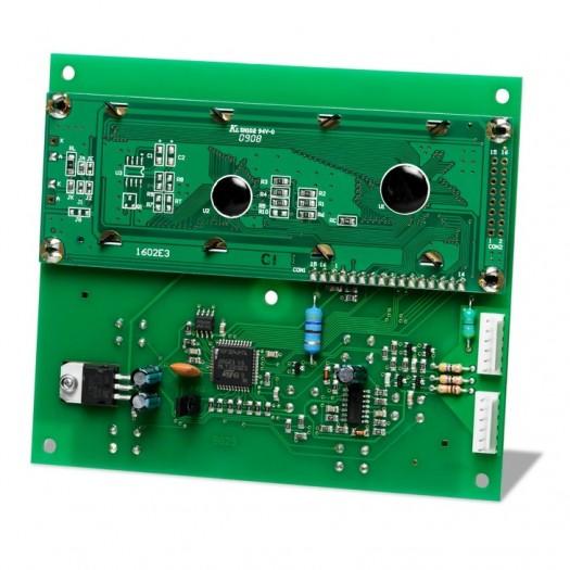 BENTEL J400-LCD ~ Displeja modulis J-424 ugunsdzēsības panelīm