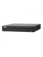 DHI-NVR4116HS-4KS2 ~ 8Mpix IP NVR 16 kanāli 80Mbps H.265 HDDx1
