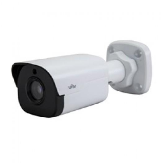 IPC2122SR3-APF40-C ~ Smart IP kamera ar trauksmes I/O un mikrofonu 2MPix Ultra265 4mm IR 30m