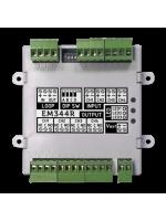 EM340 ~ Modulis 4 ieejas ar stāvokļa kontroli